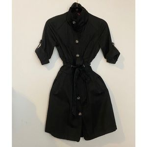 Picky Girl Button down front corset dress